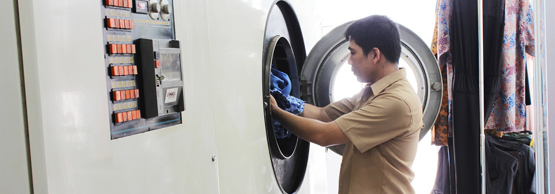 spin washing machine